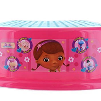 Doc McStuffins 'Cuddle Expert' Step Stool