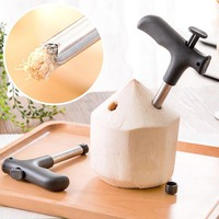 Durable Stainless Steel Coconut Drill Opener