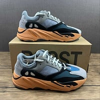 Morechoice Tuhl Adidas Yeezy Boost 700 Hollow Running Shoes Low Sneaker Breathable Jogging Shoes Gw0296