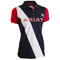 Ariat Taryn Polo  - Equestrian Shirts & Tops from SmartPak Equine