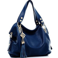 Guaranteed 100% Luxury Handbag Tote Leather Hobo Shoulder Bag Messenger Bags+6 Color = 1645782148