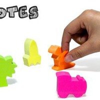 Mega Silly Notes : Sticky notes to bring your workspace alive