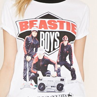 Beastie Boys Graphic Tee | Forever 21 - 2000153252