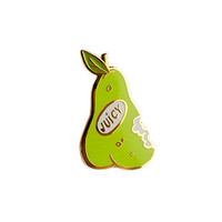 Juicy Pear Pin