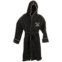 Pink Floyd Men's  Dark Side Bath Robe Black