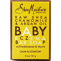 Online Only Raw Shea Chamomile & Argan Oil Baby Eczema Bar Soap