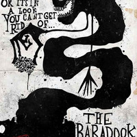 The Babadook Movie Quote Poster 11x17