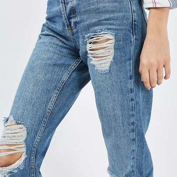 MOTO Selvedge Straight Leg Jeans - New In This Week - New In