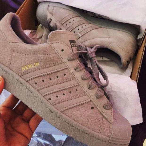 """Image of """"Adidas"""" Fashion Trending Casual Women Men Running Sport Flats Shoes Sneakers Brown G"""
