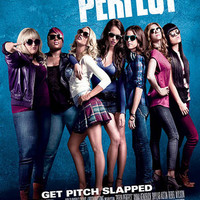 Pitch Perfect Movie Poster 11x17