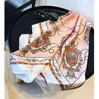 Hermes Fashion Women Elegant Accessories Sunscreen Cape Scarf Scarves Shawl I-YH-FTMPF