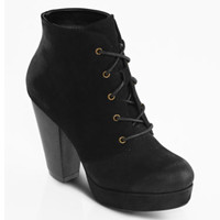 jcpenney   Olsenboye® Roxy Womens Lace-up Booties