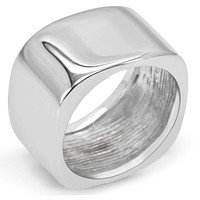 Silver Rings For Women TK208 Stainless Steel Ring