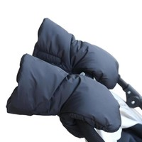 Winter Windproof Warm Bicycle Gloves Warm Motorcycle Glove Men Women Hand Muff for Baby Stroller Cycling MTB Road Bike