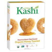 Kashi® Heart to Heart® Honey Toasted Oat Cereal 12.4 oz