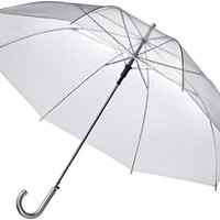 Cloak Umbrellas ARC Auto Open Clear Umbrellas