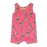 Baby Romper Baby Girl Rompers Baby Girl Clothes Infant Clothing Baby Boy Clothes Deer Printed Toddler Pajamas