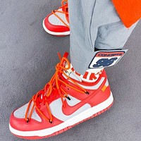 Nike AIR Jordan 1 AJ1 new men's and women's low-top casual sneakers Shoes