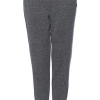 PETITE Neppy Joggers - Charcoal