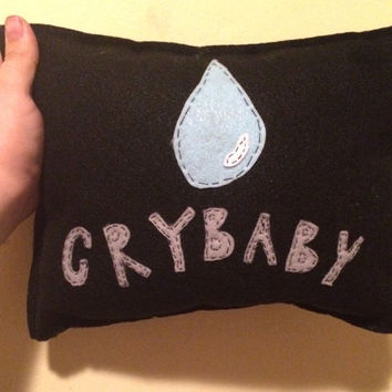 Melanie Martinez Cry Baby Pillow