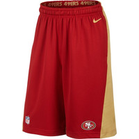 San Francisco 49ers Nike Fly XL 2.0 Performance Shorts – Scarlet - http://www.shareasale.com/m-pr.cfm?merchantID=7124&userID=1042934&productID=547701263 / San Francisco 49ers