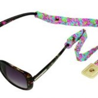 Lilly Pulitzer Sunglass Strap: Trippin & Sippin