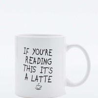 If Youre Reading This Mug - Urban Outfitters