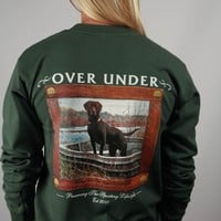 Waiting for The Master's Command Long Sleeve Tee | Over Under Clothing