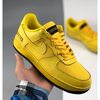 Nike Air Force1 GTX Air Force One Low-Top Sports Casual Shoes