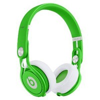 Beats by Dr. Dre Mixr Headphones - Neon Green