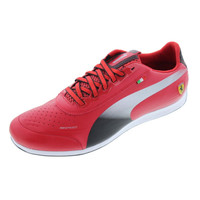 Puma Mens evoSPEED Low Leather Driving Tennis Shoes