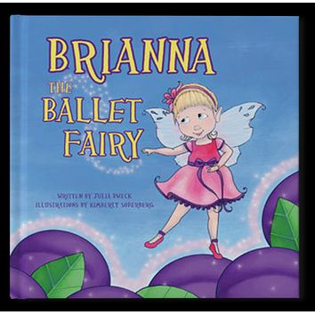 The Ballet Fairy Personalized Storybook