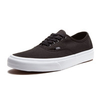VANS AUTHENIC MONO - BLACK | Undefeated