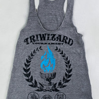 RACERBACK HARRY POTTER TriWizard Tournament - Blue Flames of the Goblet of Fire Spit out Harry Potter's Name