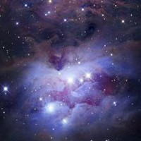 NGC 1977 is a Reflection Nebula Northeast of the Orion Nebula Photographic Print by Stocktrek Images