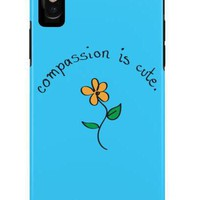 Compassion is Cute Phone Case