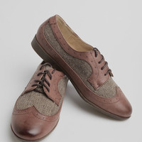Bedford Oxfords By Restricted