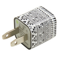 Printed USB Wall Charger | Wet Seal