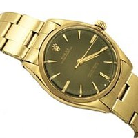 Rolex Oyster Perpetual 1002 Gents Watch   1950's