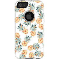 Pineapple Medley - Otterbox Commuter iPhone Case. Fits iPhone 5, iPhone 5C, iphone 4, iphone 6, iphone 6 plus