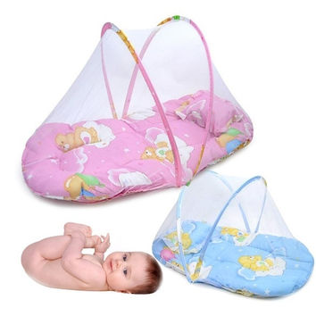Portable Baby Bed Crib Folding Mosquito Net = 1945713988