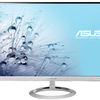 ASUS MX279H 27in Widescreen LED Backlit AH-IPS LCD Monitor 1920x1080 5ms 80M:1 HDMI DVI w/ Speakers