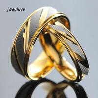 Rings 1 PCS stainless Steel Couples Lovers his hers promise KR005