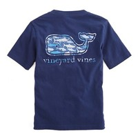 Vineyard Vines 'Sea of Fish' Graphic T-Shirt (Toddler Boys & Little Boys) | Nordstrom