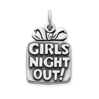 """Girls Night Out!"" Charm 