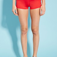 Active Stretch Cutout Shorts - Women - New Arrivals - 2000176886 - Forever 21 EU English