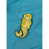 Mermaid Pin