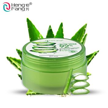 HengFang Moisturizing Deep Cleansing Cream Aloe Makeup Remover Cleansing Water Eyes Lips Natural Skin Care Skin Products