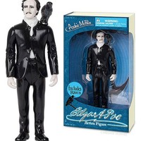 Edgar Allan Poe Action Figure - Accoutrements - Historical Figures - Action Figures at Entertainment Earth