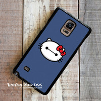 Hello Baymax Samsung Galaxy Note 4 Case Cover for Note 3 Note 2 Case